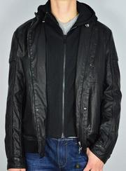 новая куртка ветровка с капюшоном City Class размер 58