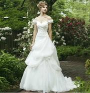 Свадебное платье «ВИНТАЖ»