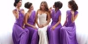 Платья для подружек невесты, платья трансформеры