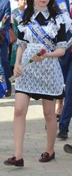 школьная форма+платье