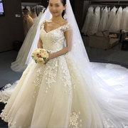 Свадебное платье «KLEOPATRA»