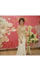 Шикарное платье на свадьбу/узату Majid king. Алматы- Астана