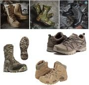 Берцы,  военная,  тактическая обувь,  кроссовки продам в Алматы